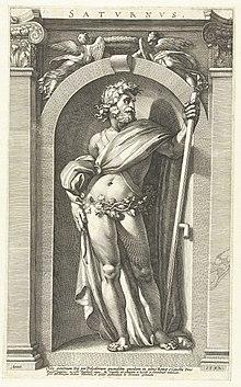 Caravaggio_-_Saturnus